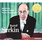 Rudolf Serkin joue Beethoven : Variations Diabelli.