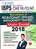 IBPS CWE VI Probationary Officers & Management Trainees Main Exam Books