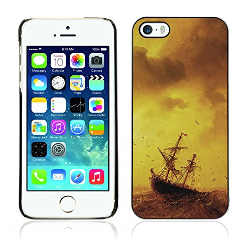 Graphic4You Artistic Cherry Tree Design Harte Hülle Case Tasche Schutzhülle für Apple iPhone 5 und 5S Design #3