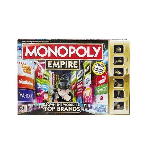 Monopoly Empire-Juego de Tablero