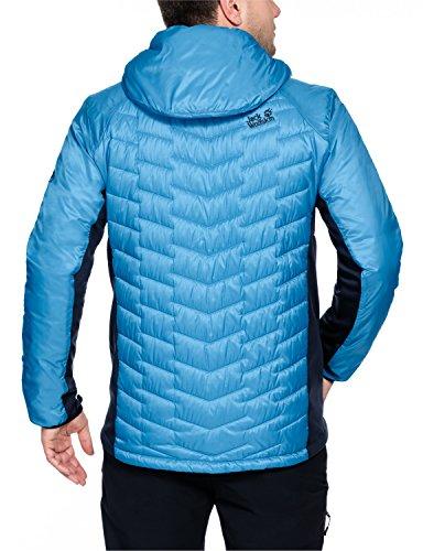 Jack Wolfskin Veste Icy Tundra Men Protection Météo ocean blue