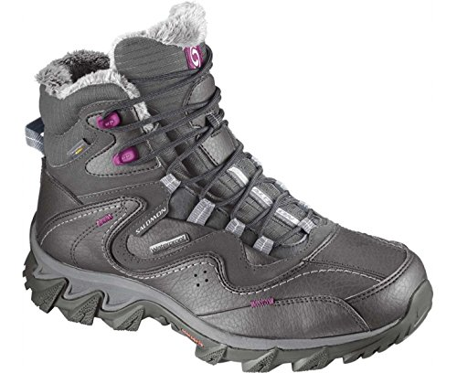Salomon Sokuyi WP 111345 Damen Sportschuhe - Outdoor Detroit/Autobahn/Mystic Purple (368986)