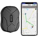 Winnes Sterke Magneet GPS Tracker, 3 maanden lang stand-by GPS, voertuigtracker real-time monitoringssysteem, waterdicht GPS-