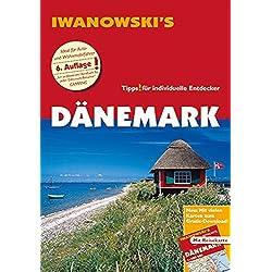 Dänemark - Reiseführer von Iwanowski: Individualreiseführer mit Extra-Reisekarte und Karten-Download (Reisehandbuch) Autovermietung Dänemark