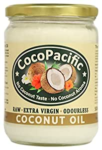 Odourless CocoPacific Virgin Coconut Oil - 500ml