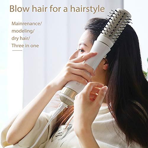 Secador Pelo Multifuncional Cepillo Herramientas Peinado