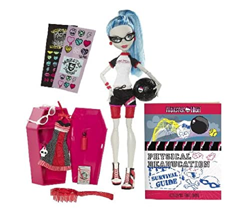 Monster High Poupée Ghoulia Yelps - Classroom