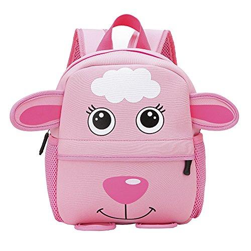 rucksack Kindergartentasche Cartoon Babyrucksack Schultasche Niedlicher Schulrucksack für Jungen Mädchen 3-8 Jahre ()