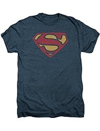 Superman - - Super rugueux prime pour hommes T-shirt