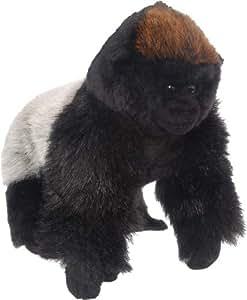 Wild Republic 86134 - Natural Pose, Gorilla 23 cm