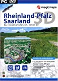 Rheinland-Pfalz/Saarland 3D 2.0 (DVD-ROM)