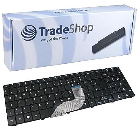 Laptop-Tastatur / Notebook Keyboard Ersatz Austausch für Acer Aspire 5738PZG 5810 5810TG 5810TZ 7535G 7735Z 7735ZG 7736 7736G 7736Z 7738 7738G 7740 7740G 8935 8935G 8940G 7735G 7738TG 7745Z 7540 7745 75515810T