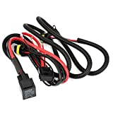 Best GENERIC Kits Wiring Harnesses - WowObjects 1Pc Relay Wiring Harness w Fuse Review