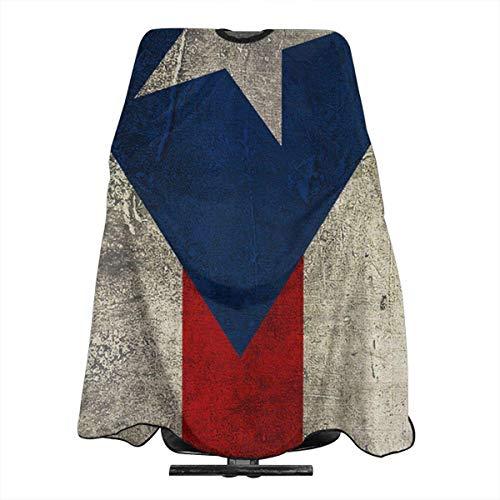Kleid Fleisch Kostüm - Fantaisie Professionelle Friseur-Schürze mit Flagge, 5566 cm