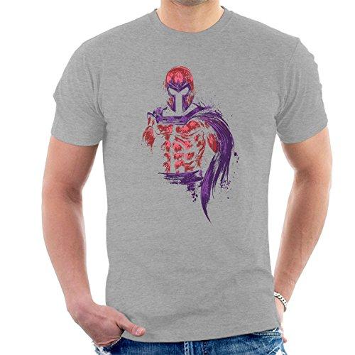 X Men Magnetic Warrior Magneto Men's T-Shirt