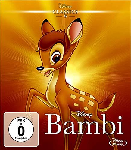 Bambi - Disney Classics 5 (Hochglanz Pappschuber) -