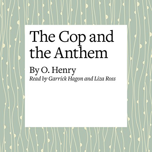 The Cop and the Anthem  Audiolibri