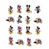 #4: Gifts collection 24 Pcs Mickey Shape Fancy Erasers for Kids Gift options Birthday Return Gifts- Mickey Minnie Theme Party gifts