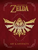 The Legend of Zelda - Art & Artifacts de Nintendo