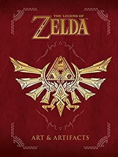 The Legend Of Zelda. Art And Artifacts (1506703356) | Amazon Products