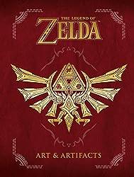 The Legend Of Zelda. Art And Artifacts