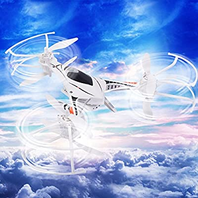 6 Axis Gyro CX-33S Quadcopter Drone 5.8G FPV RC Helicopter Camera 2.4GHz 4CH RTF - The Perfect Gift For Your Children.