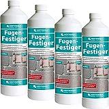4 x HOTREGA Fugen-Festiger 1000ml Flasche