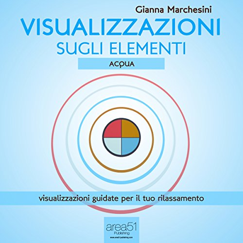 Visualizzazione sugli elementi: Acqua  Audiolibri