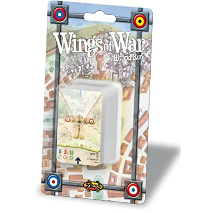 Wings of War: Hit and Run Blister Pack