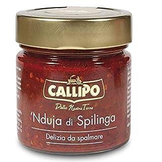 Callipo Nduja di Spilinga 190g Würzige streichfähige Schweine salami