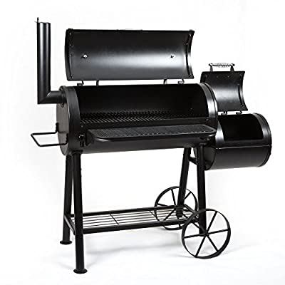 Mayer Barbecue RAUCHA Longhorn Smoker MS-500 Master