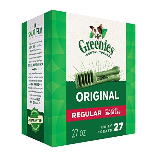 Greenies ORIGINAL Treat PAK Kau Hunde-Lecker Norm 27x 765 g -