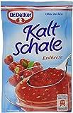 Dr. Oetker Kaltschale Erdbeer, 6er Pack (6 x 53 g)