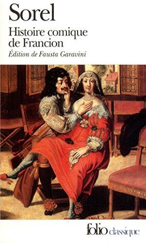 Histoire comique de Francion par Charles Sorel