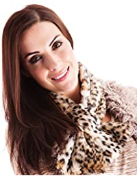 14 Pack Womens/Ladies (Warehouse Clearance) Animal Print Scarfs