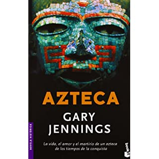Azteca/aztec (Novela Historica)