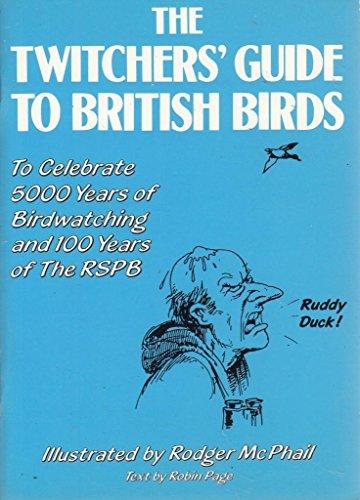 Twitchers' Guide to British Birds