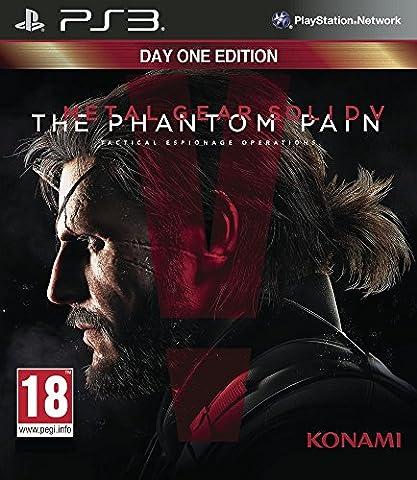 Metal Gear Solid V : The Phantom Pain - édition