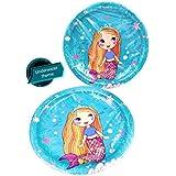 Pack of 20 Under The Sea or Underwater Theme|Mermaid Paper Plates|Aquarium Theme|Mermaid Theme