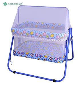 Mothertouch Jumbo Cradle (Light Blue)