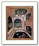 Another World (Other World) by M.C. Escher Art Print Poster