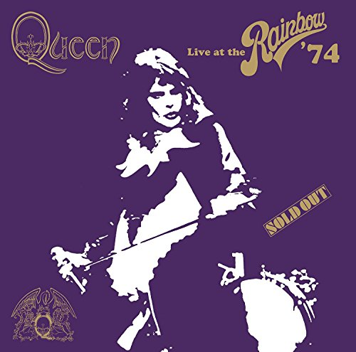 Live At The Rainbow (Limited 4LP Set) [Vinyl LP] (Queen Vinyl-box-set)