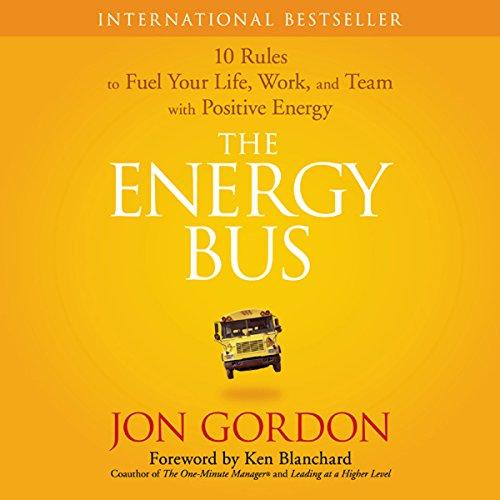 The Energy Bus  Audiolibri