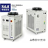 Industrial Water Chiller Coll 50W CO2laser Tube compressione cw-5300ah 220V 50Hz