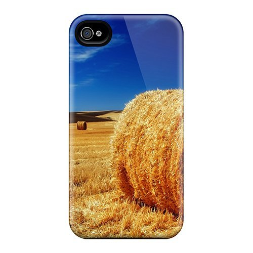 Tpu Purecase Shockproof Scratcheproof The Palouse Fields Hard Case Cover For Iphone 5/5s