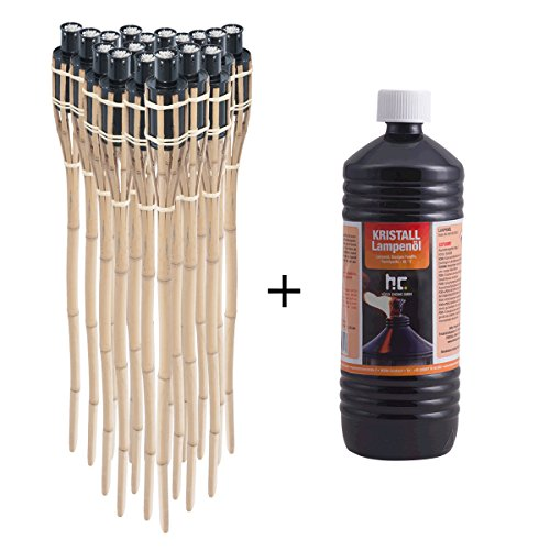dxp-18-x-natural-handmade-bamboo-garden-tiki-torches-with-1l-lamp-and-torch-oil-oil-burning-3ft-90cm