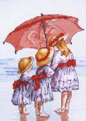 three-girls-cross-stitch-kit