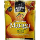 Forest Feast Premium Fruit Doypacks Exotic Dried Mango 130 g (Pack of 4)