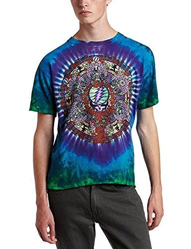Grateful Dead Celtic Mandala Tie-Dye T-Shirt