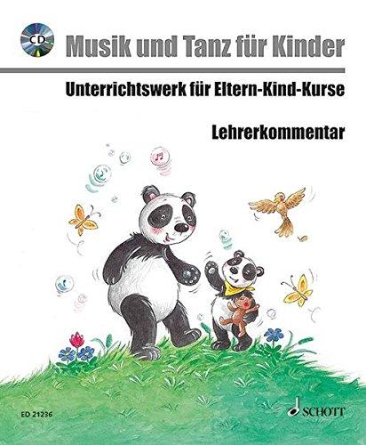 Bim und Bam - Musik und Tanz für Kinder: Unterrichtswerk für Eltern-Kind-Kurse. Lehrerband mit CD. (Musik und Tanz für Kinder - Eltern-Kind-Kurse)